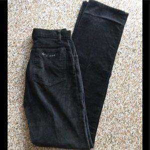 Gloria Vanderbilt courdroy Jeans. Size 7